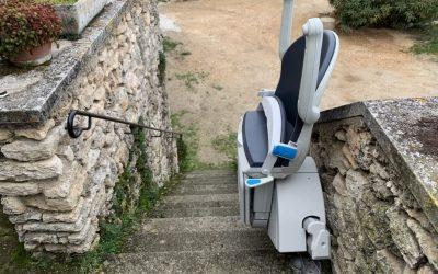 Installateur monte escalier à Marseille (13)
