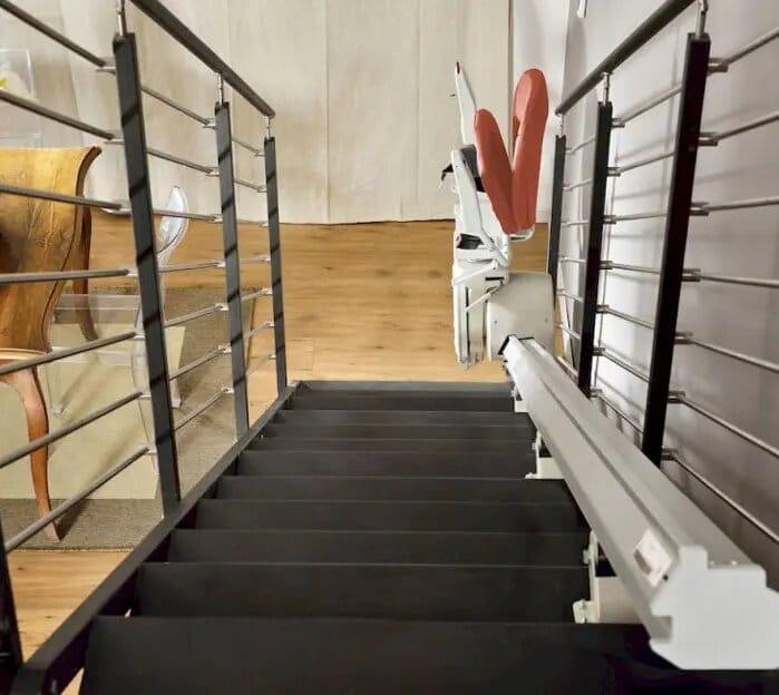 monte escalier platinium horizon