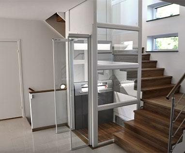 Ascenseur de maison Confort Plus
