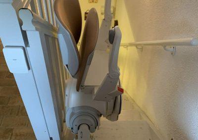 Monte escalier intérieur 10